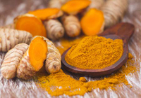 How turmeric became the spice of the summer - and why you should put it on your face