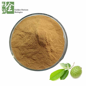 Hot Sale Anti-cancer Soursop Leaves / Graviola Leaf Extract Powder