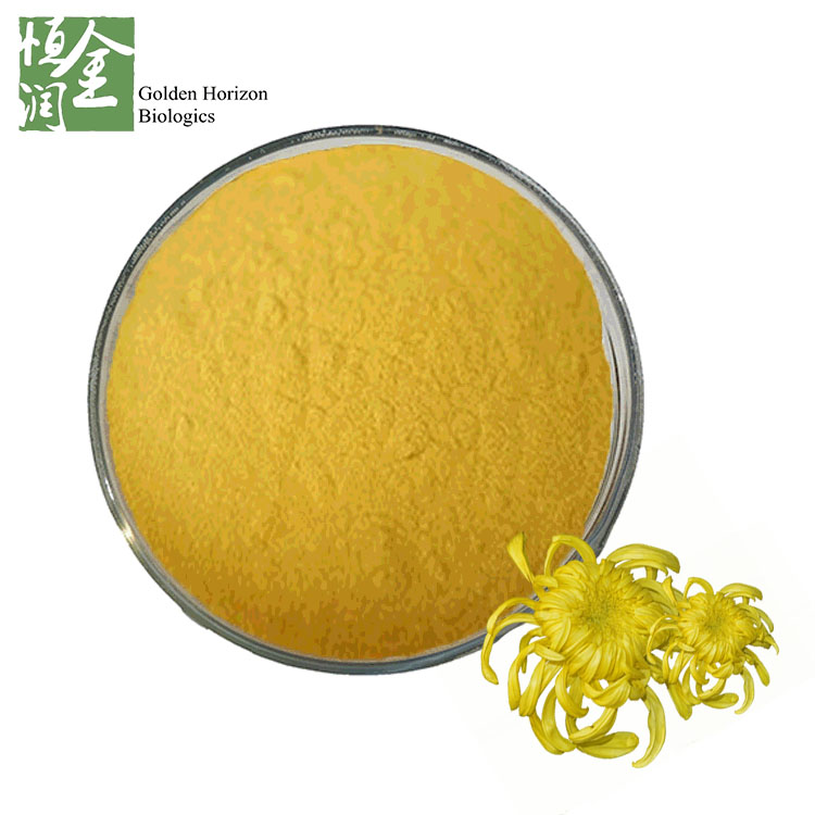 Yellow Chrysanthemum Flower Extract Powder for Pyrethrins