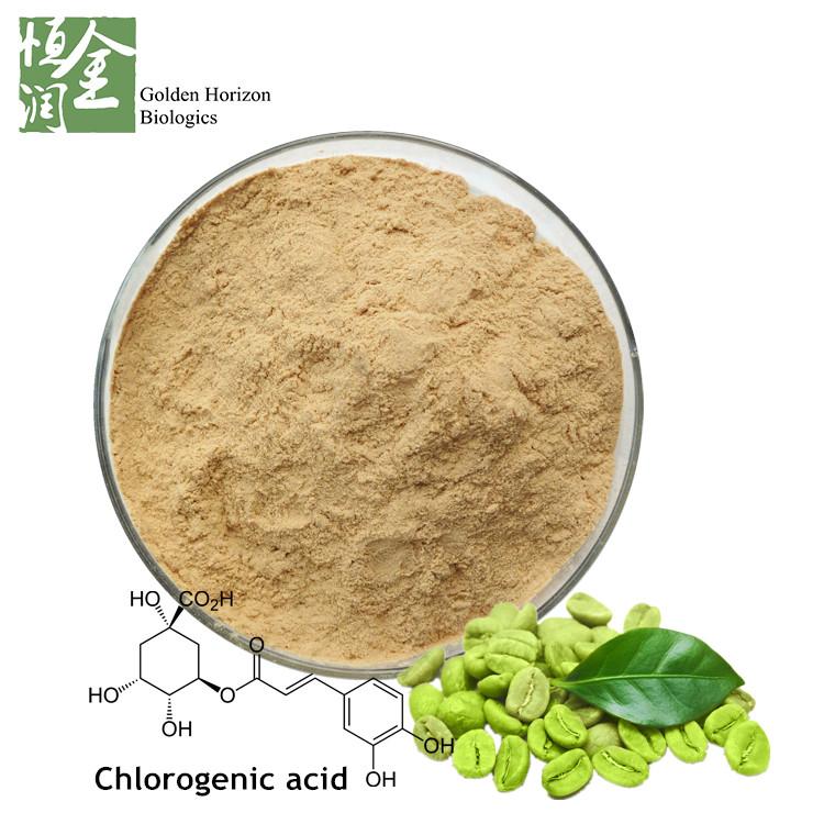 Whosale Chlorogenic Acid Green Coffee Bean Extract Weight Loss