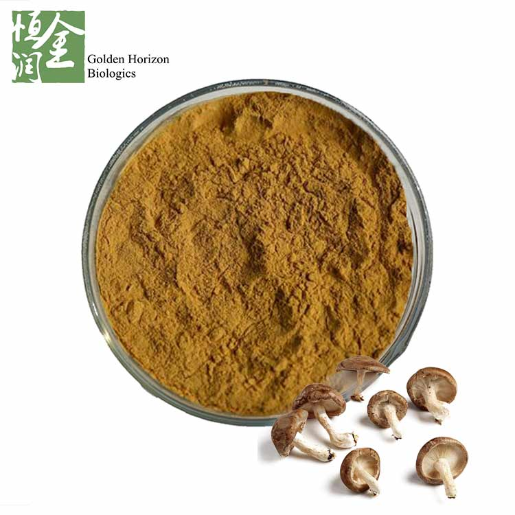 Anticancer Lentinan Shiitake Mushroom Extract Lentinus Edodes Extract in Bulk