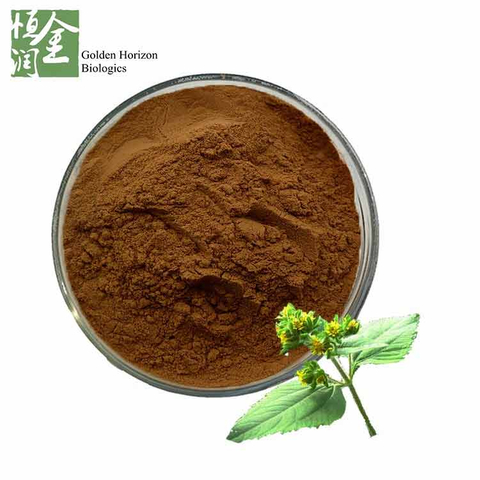 High Quality 100% Natural Herba Siegesbeckiae / Siegesbeckia Orientalis Extract Powder