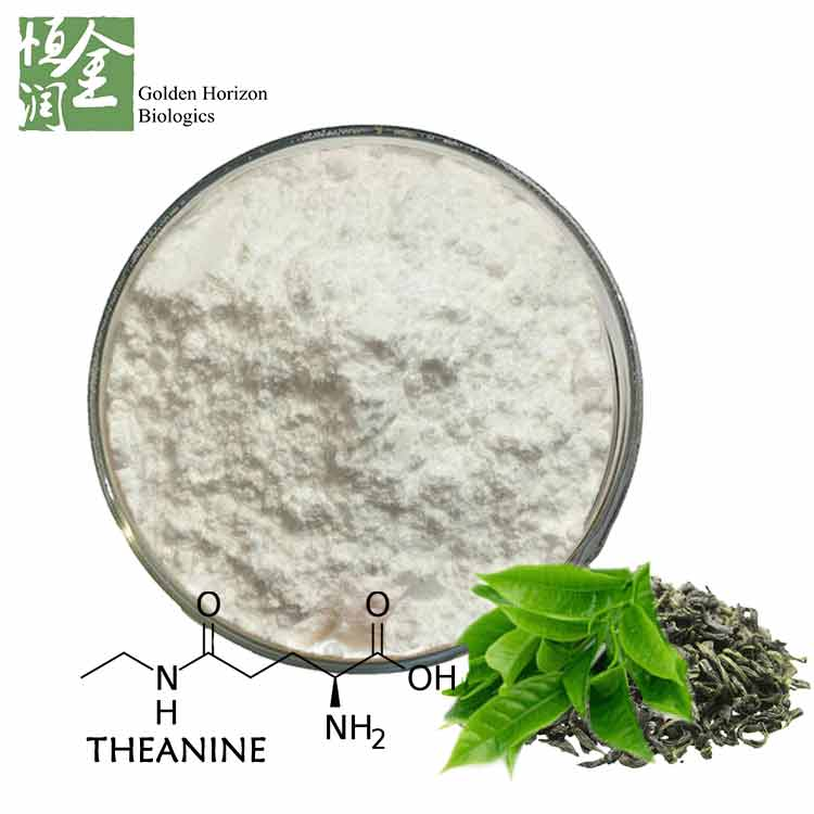 Bulk Weight Loss Leaf Extract Green Tea Extract l-theanine 98% Powder