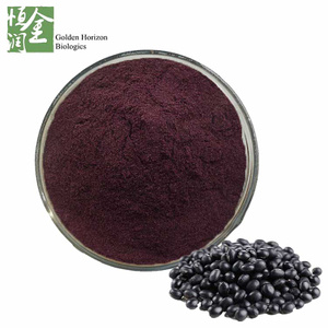 Black Bean Shell Extract Black Bean Hull Extract 25% Proanthocyanin