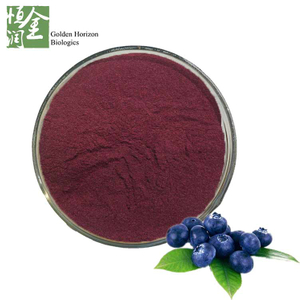 100% Natural Blueberry Extract Anthocyanins 25%
