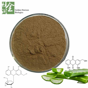 Manufacturer Supply Barbaloin 10%-98% Aloe Vera Extract