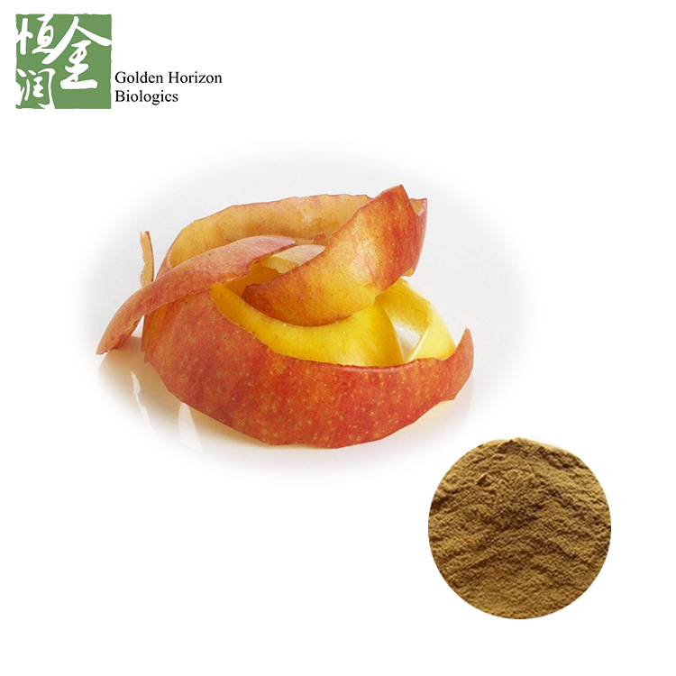 Anti-diatetic Apple Peel Extract / Apple juice Extract Powder Apple Polyphenols 10%-80%