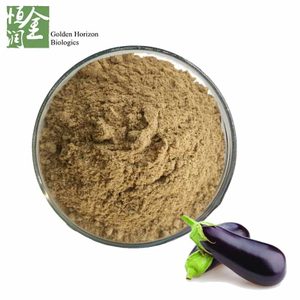 High Quality Eggplant Extract Powder for Skin Cancer