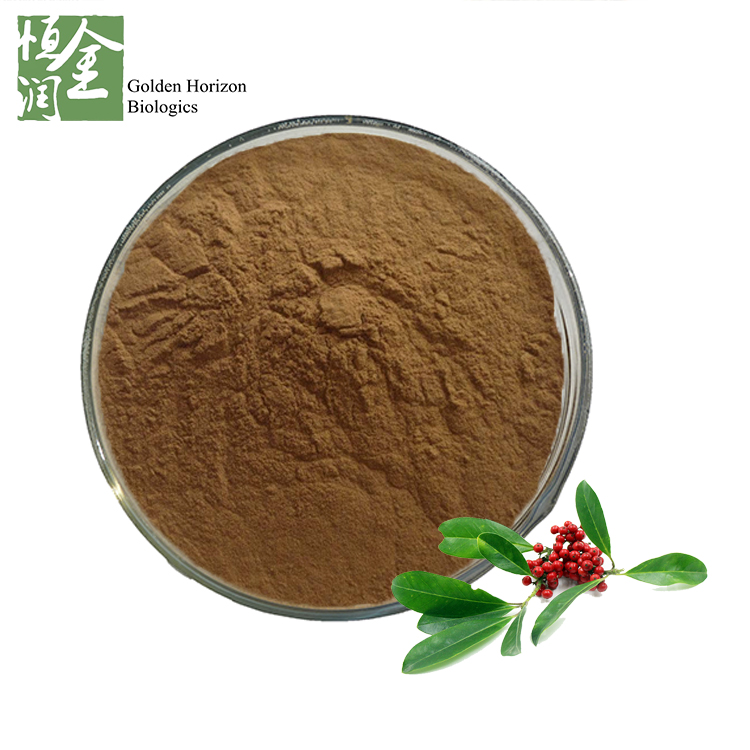 Antifatigue Immunity Enhancer Weight Loss Yerba Mate Extract Powder Bulk